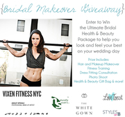Enter to Win a Bridal Makeover Giveaway!