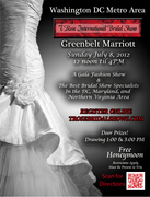 T Rose Bridal Show DC Metro Area