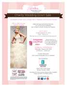 Tampa, FL Area: Charity Wedding Gown Sale - Brides Against Breast Cancer (Aug. 23-24)!!!