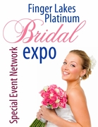 Finger Lakes Platinum Bridal Expo at the Radisson Hotel Corning