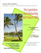 The Legislative Conference and Scholarship Golf Classic 2009