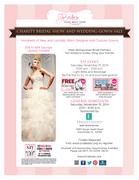 Orlando, FL Area - Charity Wedding Gown Sale & Bridal Show - Brides Against Breast Cancer