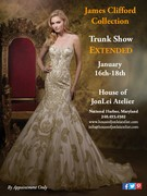 EXTENDED! The James Clifford Collection Trunk Show