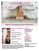 Charity Bridal Event and Trunk Sale