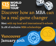 FREE ENTRY - MBA Admissions Event - Vancouver