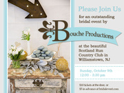 A Spectacular NJ Bridal Showcase by Bouche Productions