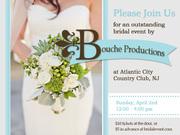 Atlantic City Bridal Showcase by Bouche Productions