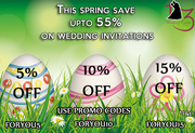 Eggsclusive Easter Offers With The Blossoms Of Spring!