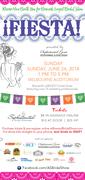 Fiesta, A Sophisticated Bridal Showcase