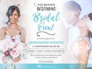 Bouche Productions Presents The Best Boutique Bridal & Wedding Show!