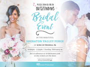 Bouche Productions Presents The Big King of Prussia Bridal Showcase