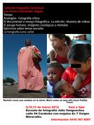 Taller de Fotografía Contextual con Álvaro Hernández Angola