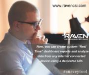 Survey tool for real time alerts | RavenCSI