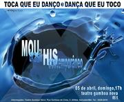 Projeto Tocaqueeudanço/dançaqueeutoco