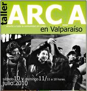 Taller ARC_A en Valparaíso