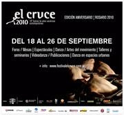 Festival El Cruce - 10 ª Edición
