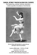 Danza, Ritmo y Musicalidad del cuerpo