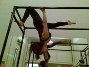 Stretching Pilates Dance - Pilates Reformer