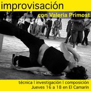 Clases Semanales de Improvisación