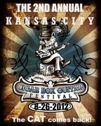 The 2ND ANNUAL KANSAS CITY CIGAR BOX GUITAR FESTIVAL