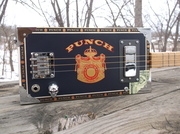 Punch Cigar Box Guitar