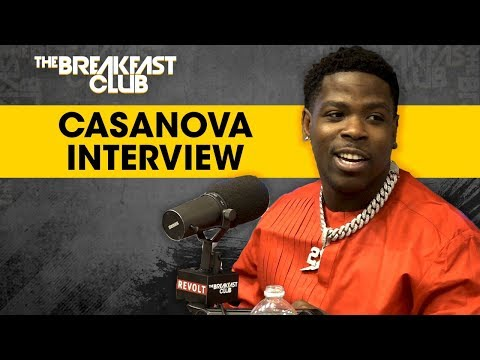 Interview : Casanova Reflects On 6ix9ine Drama, Visiting Africa, New EP + Staying Out Of Trouble