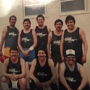 East-Valley Basketball - ca 80s