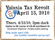 Volusia Tax Revolt