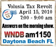 Tax Day radio show