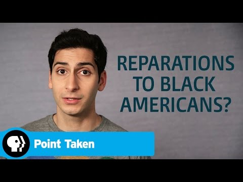 POINT TAKEN | One Word or Less: Reparations to Black Americans? | PBS