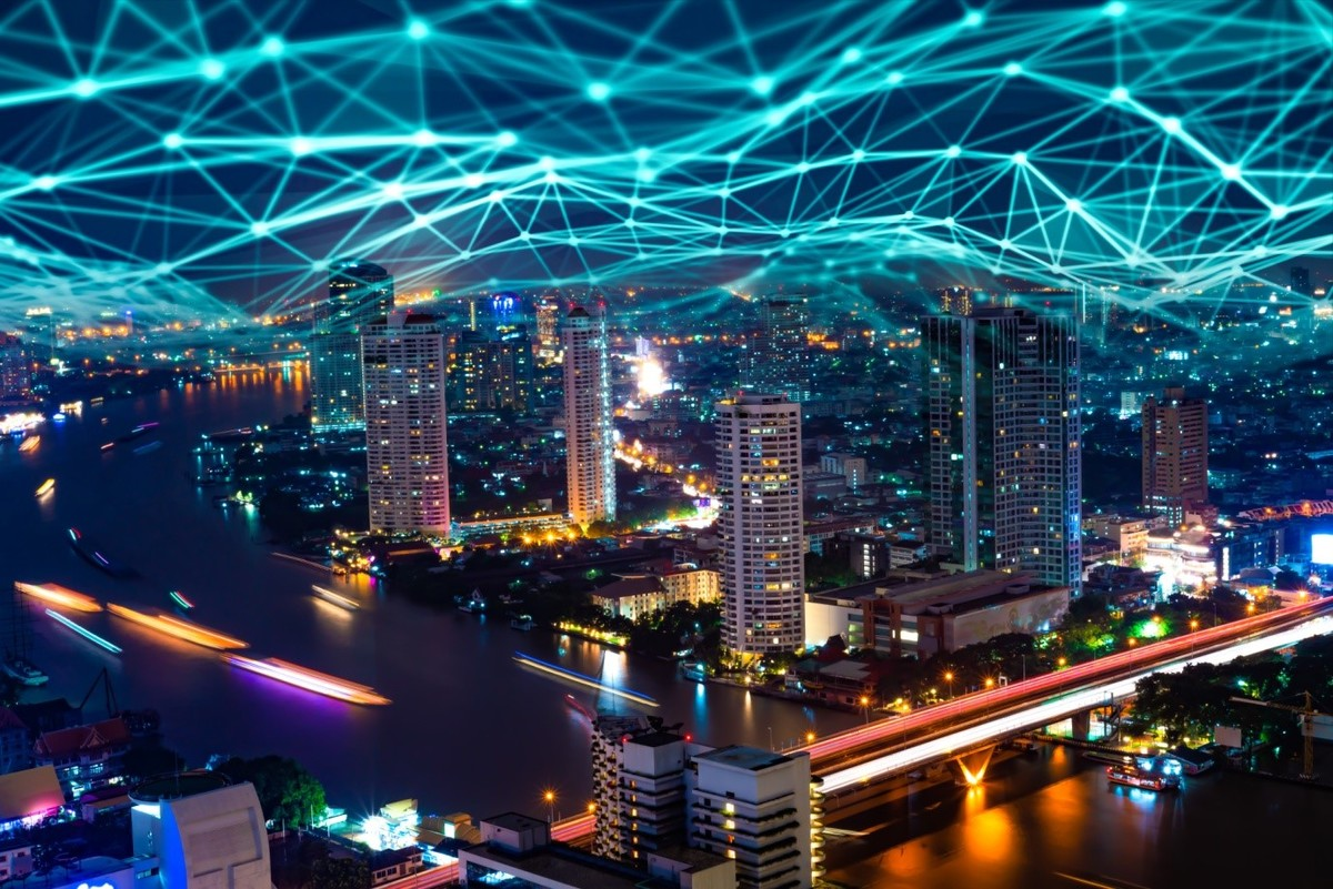 The IoT Brings Smart Cities to Life