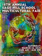 Family-friendly Multicultural Fair Features Food + Fun at Sage Hill School