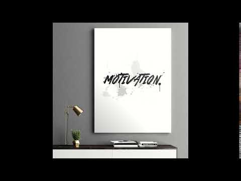 Motivation - Inspirational Wall Art