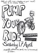 Pump Your Ride, Saturday 17th April 2010