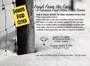 Fresh From the Field: A Farmers Feed Cities Event Series