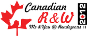 Me & You @ Rendezvous II - Red & White Holstein Convention