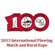 The 2013 Perth County International Plowing Match & Rural Expo - Celebrating 100 Years