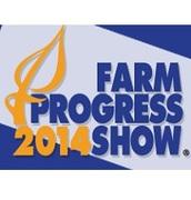 Farm Progress Show 2014, Aug 26, 27 & 28. Boone, Iowa