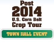 Farms.com Risk Management & Penta Tillage Post U.S. Crop Tour Town Hall