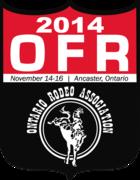 Ontario Finals Rodeo Nov 14-16