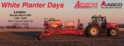 White Planter Days @ Advantage Farm Equipment London