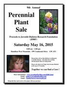 JDRF 9th Annual Fundraiser Perennial Plant Sale