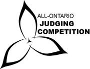 All-Ontario Judging Competition