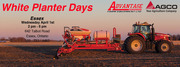 White Planter Days @ Advantage Farm Equipment Essex