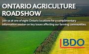 BDO's Ontario Agriculture Roadshow - Woodstock