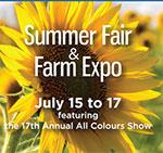 Summer Fair and Farm Expo