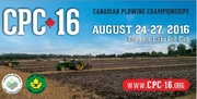 2016 Canadian Plowing Championships (CPC-16)