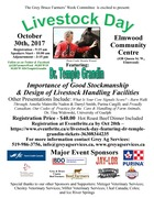 Livestock Day Featuring Dr. Temple Grandin