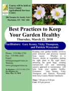 Best Practices to Keep Your Garden Healthy