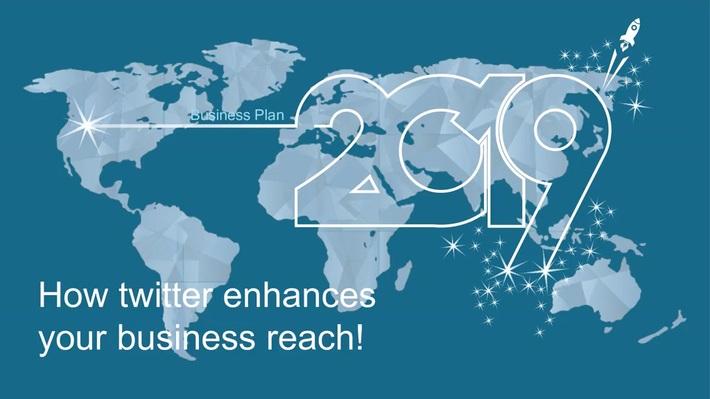 How twitter enhances your business reach!
